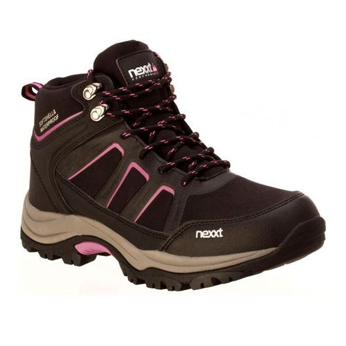Botas-Nexxt-Xtrail-Evolution-Trekking-Waterproof-Mujer-Black-Purple