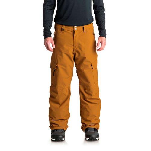 Pantalon-Quiksilver-Ski-Snowboard-Porter-Hombre-Dorado-CPD0-2192136014