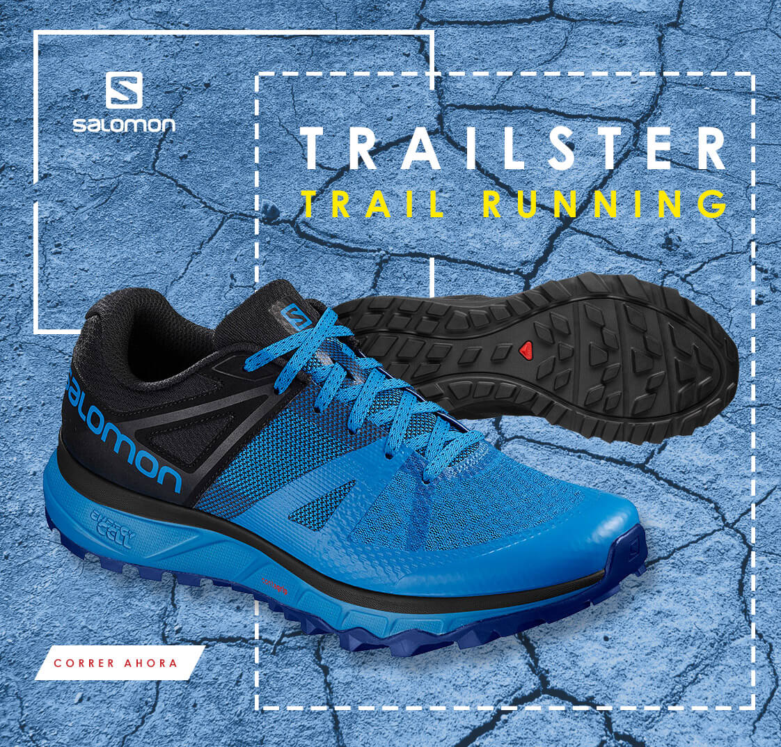 Banner ZAPATILLAS TRAILSTER