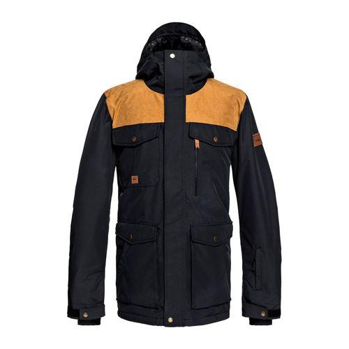 Campera-Quiksilver-Ski-Snowboard-Raft-Impermeable-10K-Black-KVJ0-2192135016