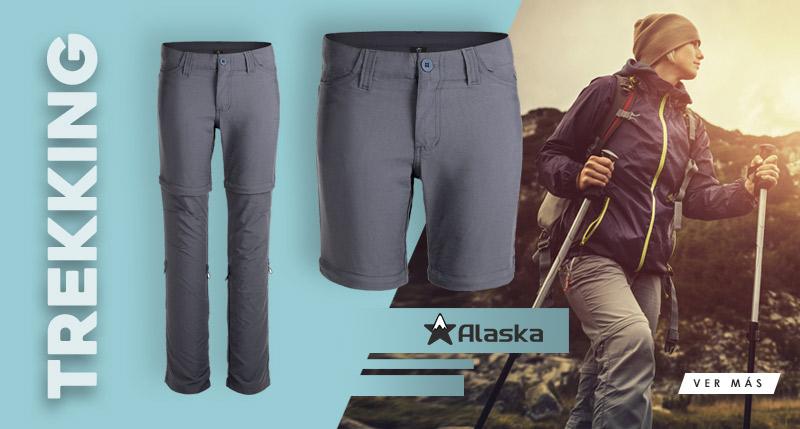TREKKING ALASKA MOBILE