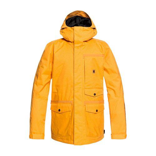 Campera-DC-Shoes-Servo-Ski-Snowboard-Impermeable-15k-Hombre-Golden-YKK0-1192135013