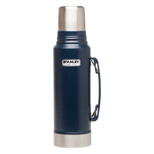 Termo-Stanley-Classic-1-LT-Acero-inoxidable-Tapon-Cebador-Azul-10-01254-097
