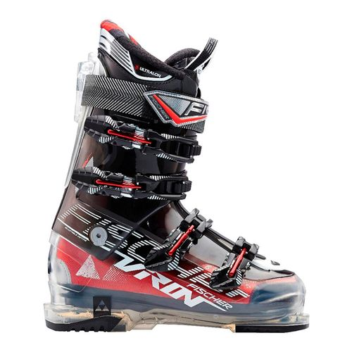 Bota-Fischer-Viron-11-Ski-Thermo-Shape-Hombre-Black-and-White-U09115