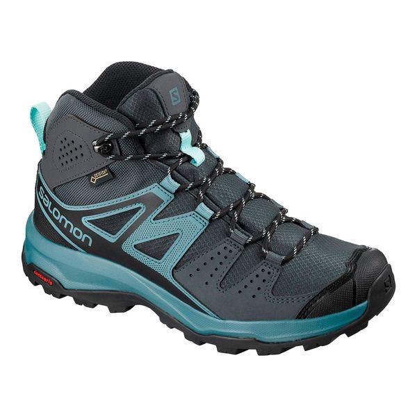 precio zapatillas salomon mujer trekking junior