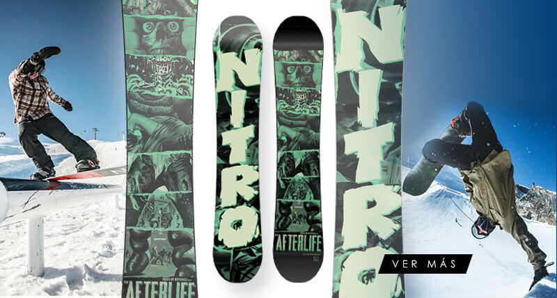 Tabla Nitro Afterlife