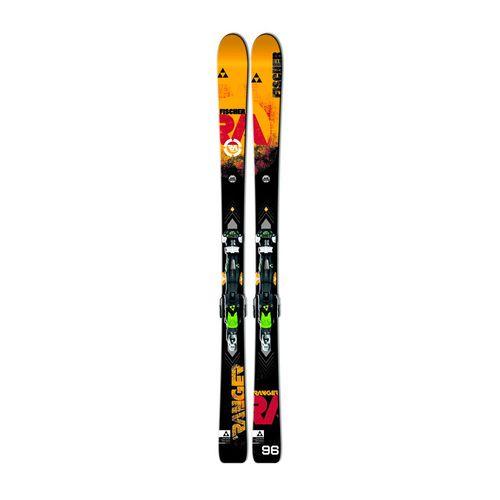Tablas-Fischer-Ranger-96-Ti-Ski-Hombre---Fijaciones--A17114