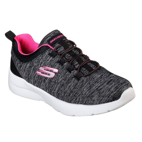 Zapatillas-Skechers-Dynamight-2.0---In-a-Flash-Mujer-Grey-12965-BKHP