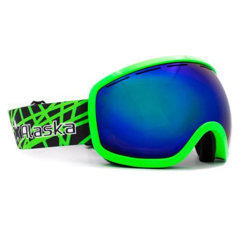 AnTiparras-Alaska-Storm-Ski-Snowboard-Doble-Lente-Anti-Fog-Green-YH670-2