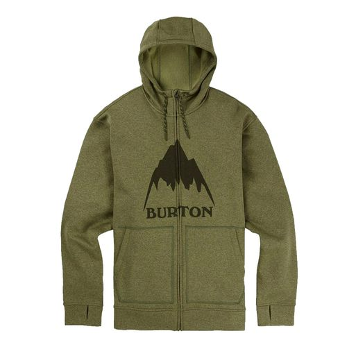 Campera-Burton-Oak-Full-Zip-Softshell-Hombre-Clover-Heather-16224106301