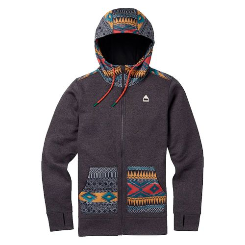 Campera-Burton-Oak-Full-Zip-Hoodie-Mujer-True-Black-Heather-16442103002-2