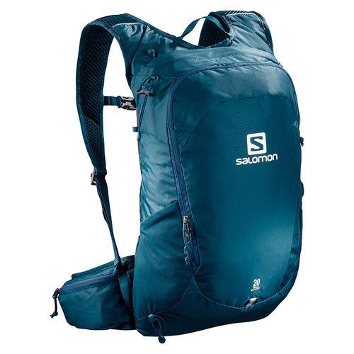 Mochila-Salomon-TrailBlazer-20-Lts-Unisex-Trekking-Blue-Poseidon-C10848