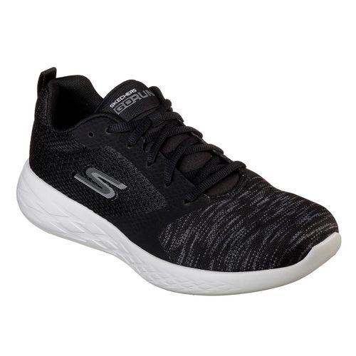 Zapatilla-Skechers-Go-Run-600-Running-Hombre-Black-Gray--55081-BKGY