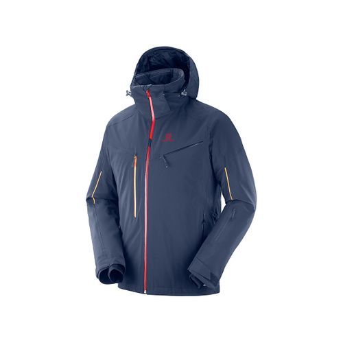 Campera-Salomon-Icespeed-Ski-Snowboard-Impermeable-10k-Hombre-Night-Sky-403849
