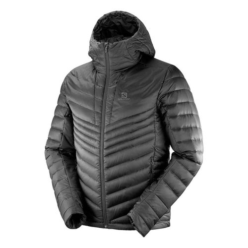 Campera-Salomon-Haloes-Down-Hombre-Black-403846