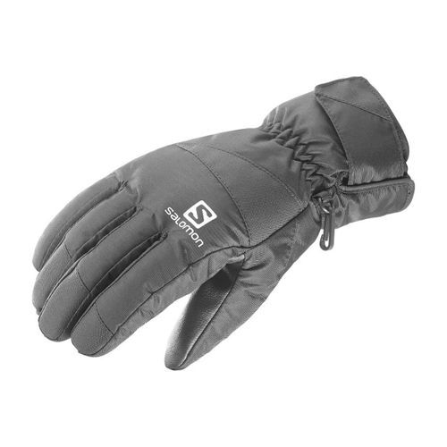Guantes-Salomon-Force-Ski-Snowboard-Goretex-Hombre-Black-395001