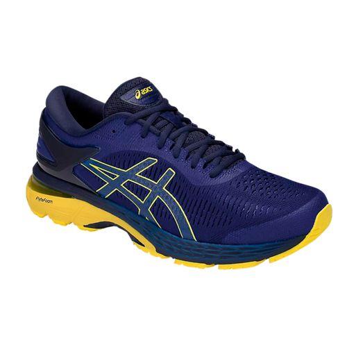 Zapatillas-Asics-Gel-kayano-25-Running-Hombre-Asics-Blue-Lemon-Spark-1011A019-401