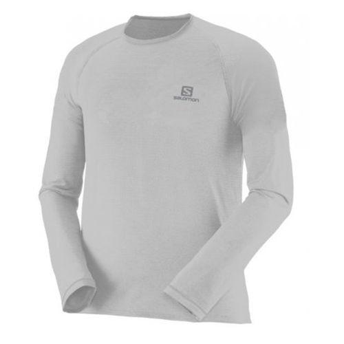 Remera-Termica-Salomon-Hybrid-LS-Tee-K-Niños-White-16319