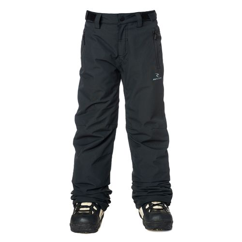 Pantalon-Rip-Curl-Olly-Ptd-Ski-Snowboard-Impermeable-10k-Niños-Black-01026-B2
