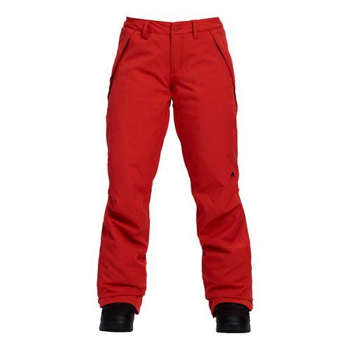 Pantalon-Burton-Society-Ski-Snowboard-10k-Mujer-Hot-Sauce-10100105601
