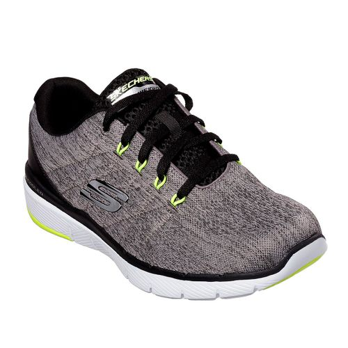 Zapatilas-Flex-Advantage-3.0-Stally-Hombre-Grey-Black-52957-GYBK