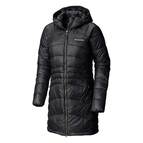 Campera-Columbia-Karis-Gale-Long-Resistente-al-Aguan-Mujer-Black