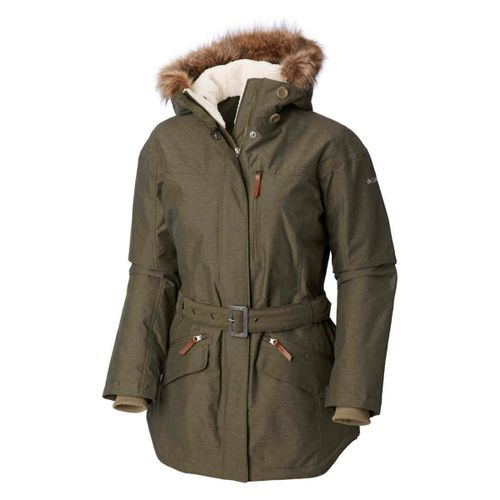 Campera-Columbia-Carson-Pass-II-Impermeable-Mujer-Nori