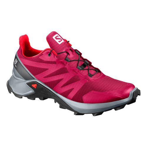 Zapatilla-Salomon-Supercross-Trail-Running-Mujer-Cerise-409304