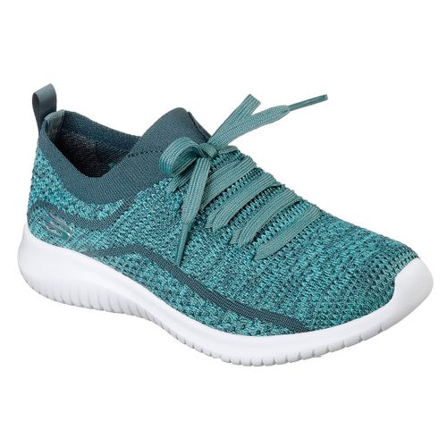 Zapatillas-Skechers-Ultra-Flex-Ultra-Flex---Statements-Mujer-Green-12841-GRN