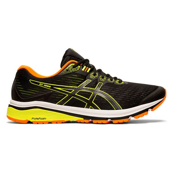 Zapatillas Asics GT 1000 8 Running Hombre Safety Yellow