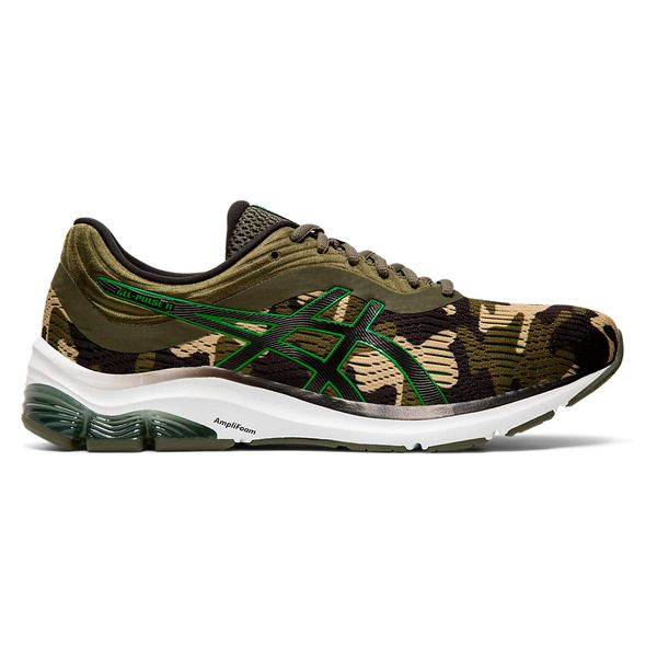 reloj 462d0 c1589 Zapatillas Asics Gel-Pulse 11 Running Hombre Hunter Green ...