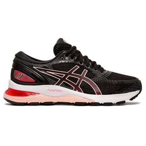 Zapatillas-Asics-Gel-Nimbus-21-Running-Neutral-Mujer-Black-Laser-Pink-1012A156-002