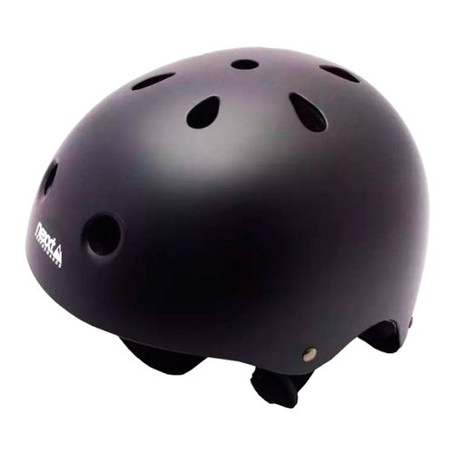 Casco-Nexxt-Fighter-II-Skate-Roller-Bike-Unisex-Black-Mate