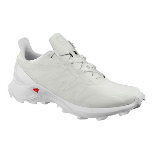 Zapatilla Salomon Supercross Trail Running Hombre White ...