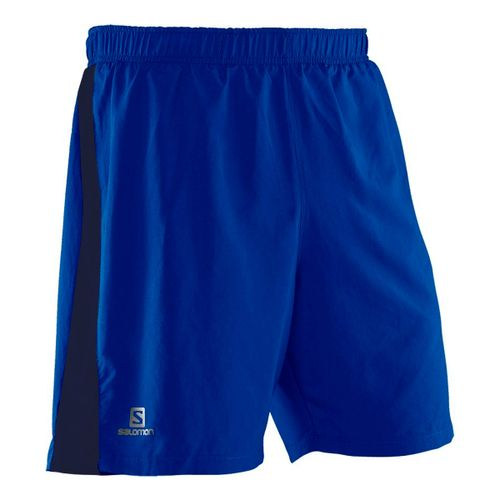 Short-Salomon-4-Way-II-Running-Training-Hombre-Nautical-Blue-16406-