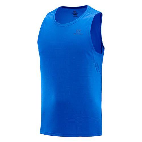 Musculosa-Salomon-Agile-Tank-Running-Trainig-Nautica-Blue-C10358