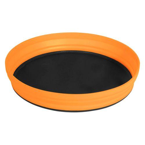 Plato-Plegable-Seatosummit-X-Plate-170ml-Orange-Camping
