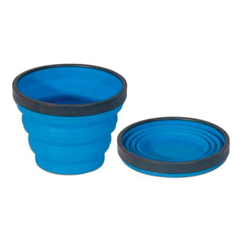 Vaso-Plegable-Sea-to-summit-X-Cup-250ml-Blue