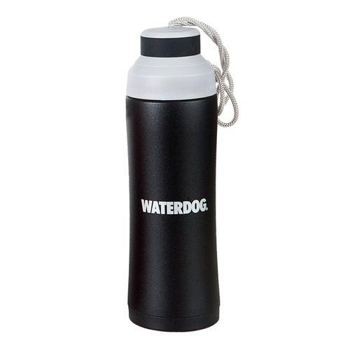 Botella-Waterdog-Termica-Acero-Inoxidable-Black