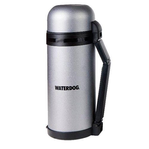 Termo-Waterdog-Matte-Acero-Inoxidable-1.5-litros