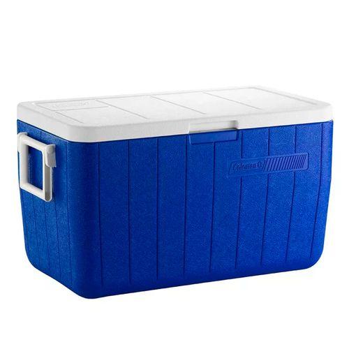 Conservadora-Coleman-Beach-48QT-45.5-Litros-Camping-Blue