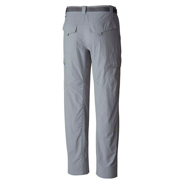Pantalon Columbia Silver Ridge Cargo Trekking Hombre Grey ...