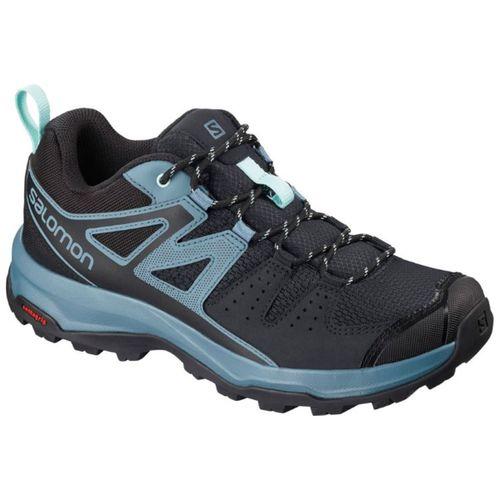Zapatillas-Salomon-X-Radiant-Trekking--Mujer-Black-Blue-407423