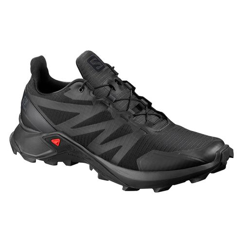 Zapatilla-Salomon-Supercross-Trail-Running-Hombre-Black-409300