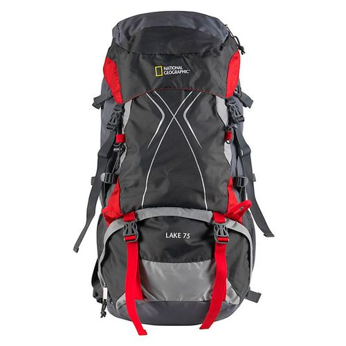 Mochila-National-Geographic-Lake-75-Litros-Trekking--Gray-Red