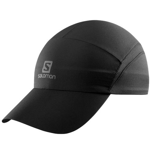 Gorra-Salomon-Xa-Cap-Unisex-Black-C10369