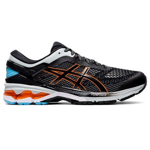 Zapatillas-asics-Gel-Kayano-26-Running-Hombre-Black-Polar-Shade-1011A541-004