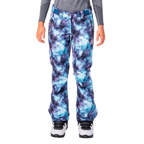 Pantalon-Rip-Curl-Slinky-Snowboard-Ski-Impermeables-Mujer-Print-Legion-Blue-01344-D2