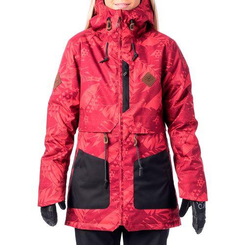 Campera-Rip-Curl-Slinky-Snowboard-Ski-Impermeable-20k-Mujer-Deep-Claret-04281-D6-2