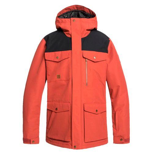 Campera-Quiksilver-Raft-Ski-Snowboard-10k-Hombre-Barn-Red-2202135009